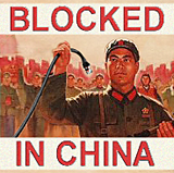 Blocked in China